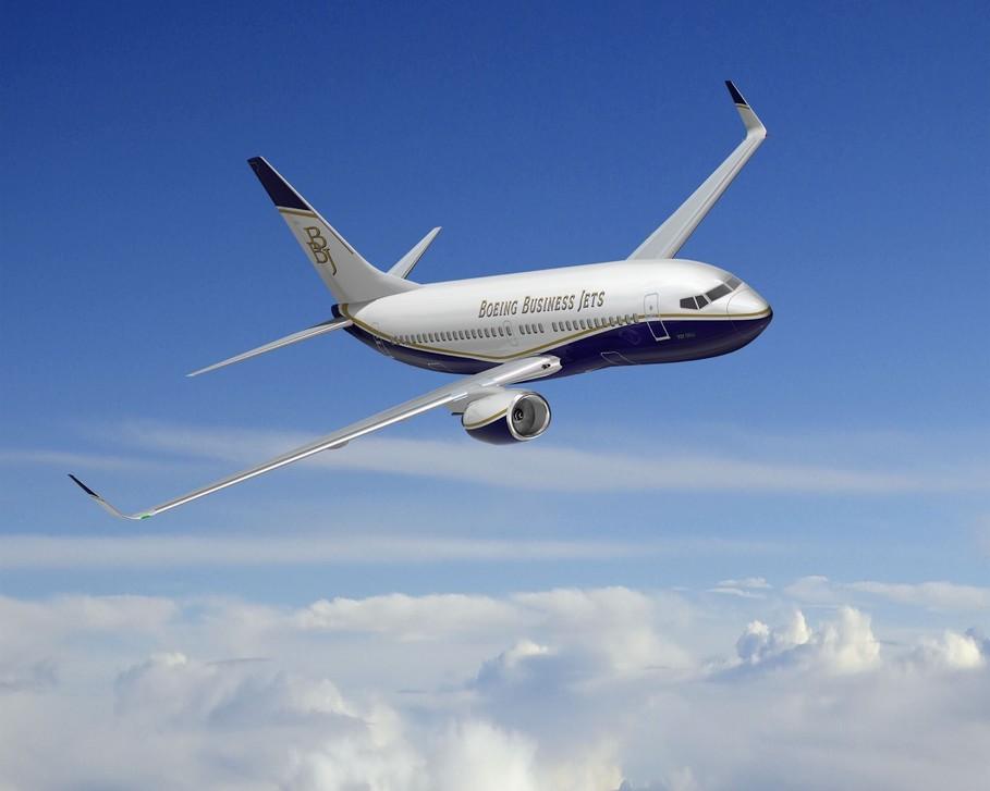 Boeing Business Jet
