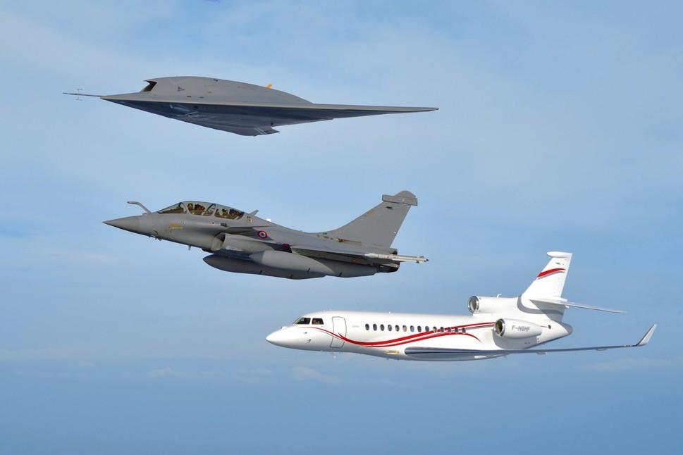 © Dassault Aviation - K. Tokunaga, © Dassault Aviation - K. Tokunaga