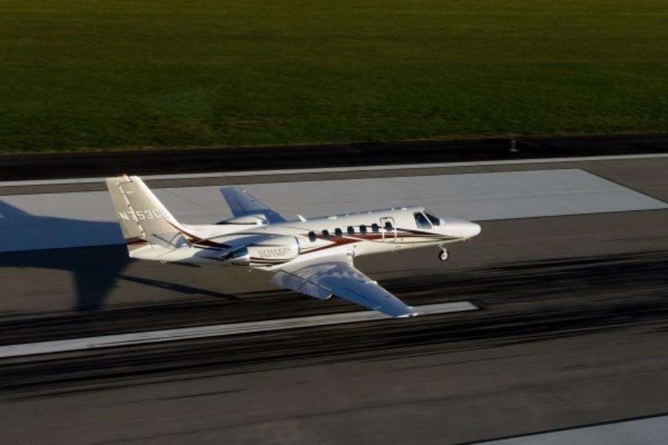 Cessna Citation Encore+ jet