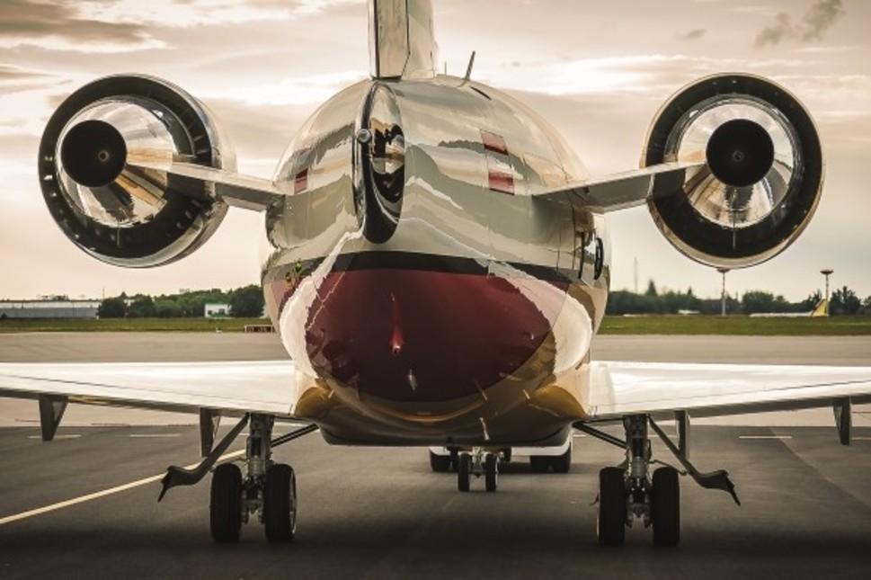 Bombardier Challenger Business Jet