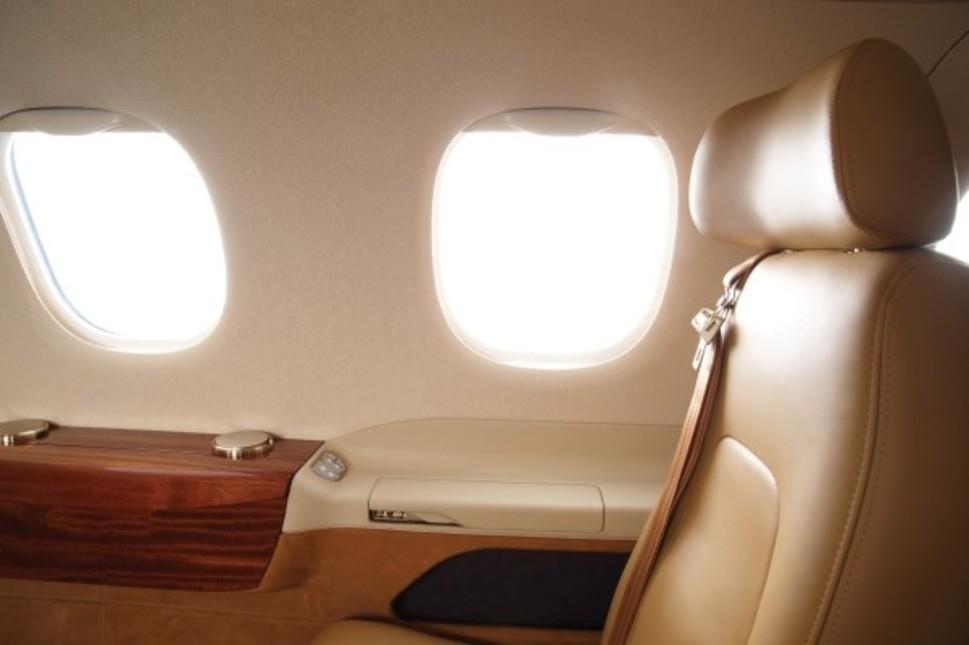 Private Jet Refurbishment