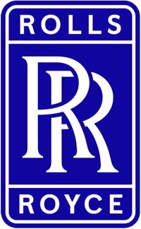 Rolls-Royce Footer Logo