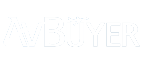 White AvBuyer Logo 1