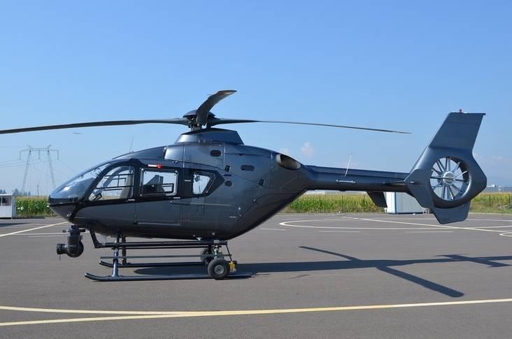 Airbus/Eurocopter EC 135P2 1