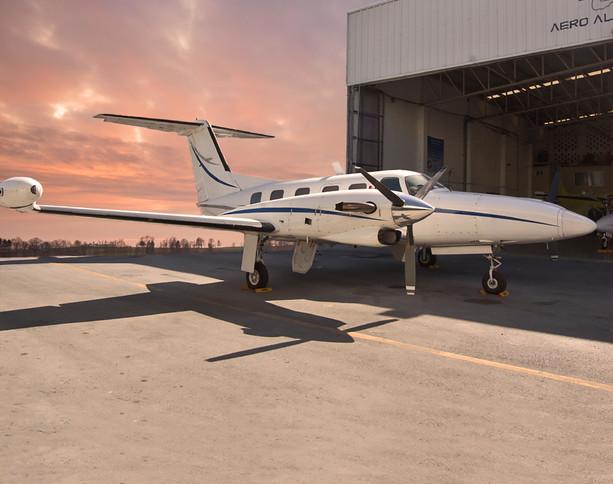 Piper Cheyenne IIIA 1