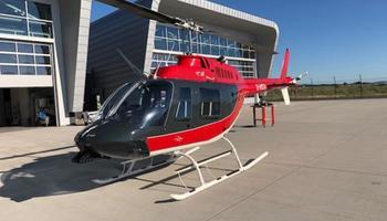 Bell 206B III Jet RangerJet Ranger