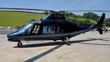Agusta A109A II WidebodyWidebody