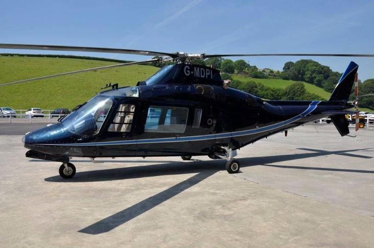 Agusta A109A II 1
