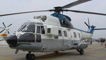 Airbus/Eurocopter AS 332L