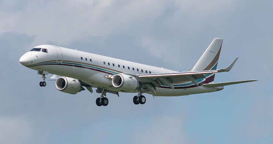 Embraer Lineage 1000 1
