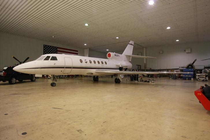 Dassault Falcon 50 1