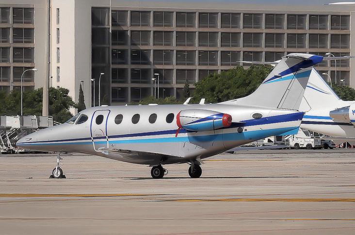 Beechcraft Premier 1A Exterior