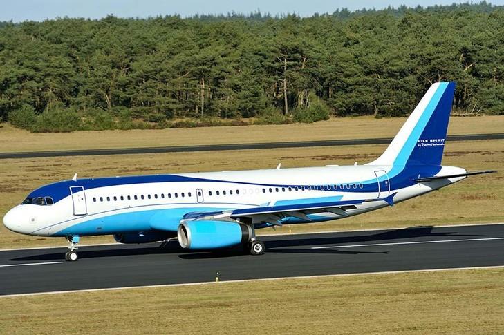 Airbus ACJ320 1