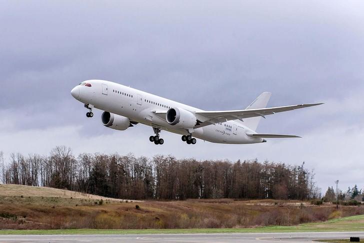 Boeing 787-8 1