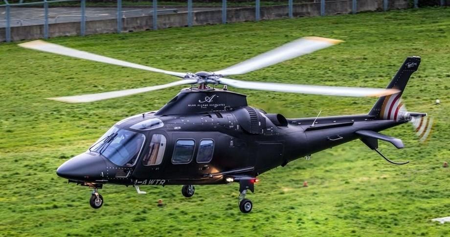 Agusta A109 1