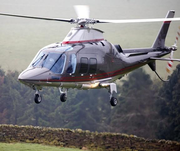 Agusta AW109 Grand New 1