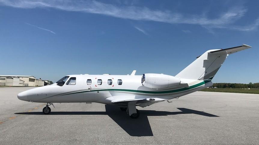 Cessna Citation CJ1+ Exterior