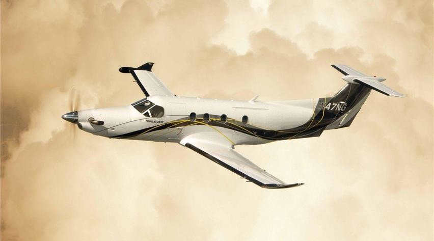 Pilatus PC-12 NG 1