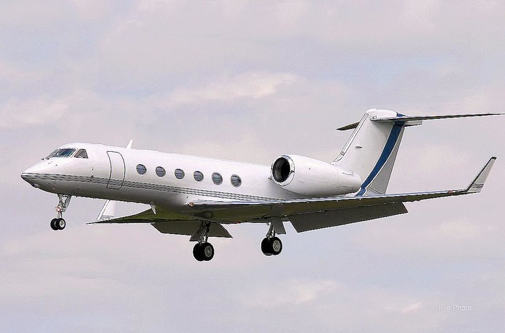 Gulfstream G450 1