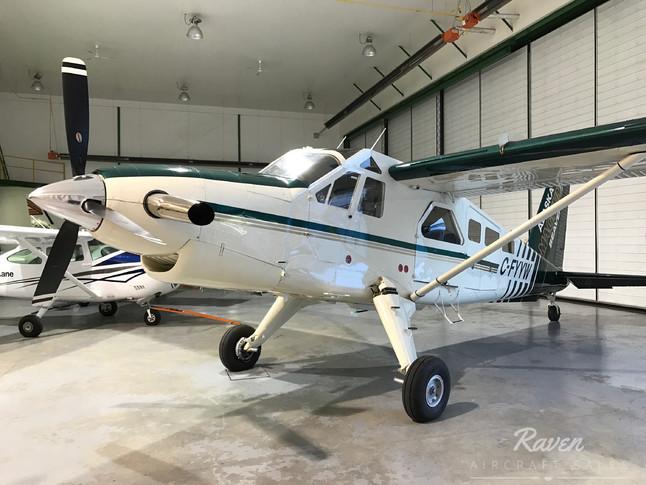 De Havilland DHC-2T 1