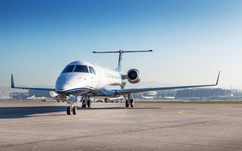Embraer Legacy 600 Exterior