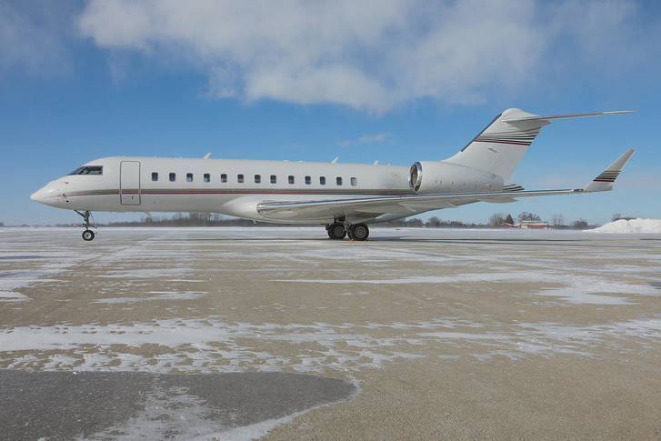 Bombardier Global Express 1