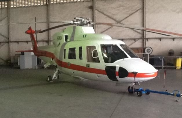Sikorsky S-76C+ 1