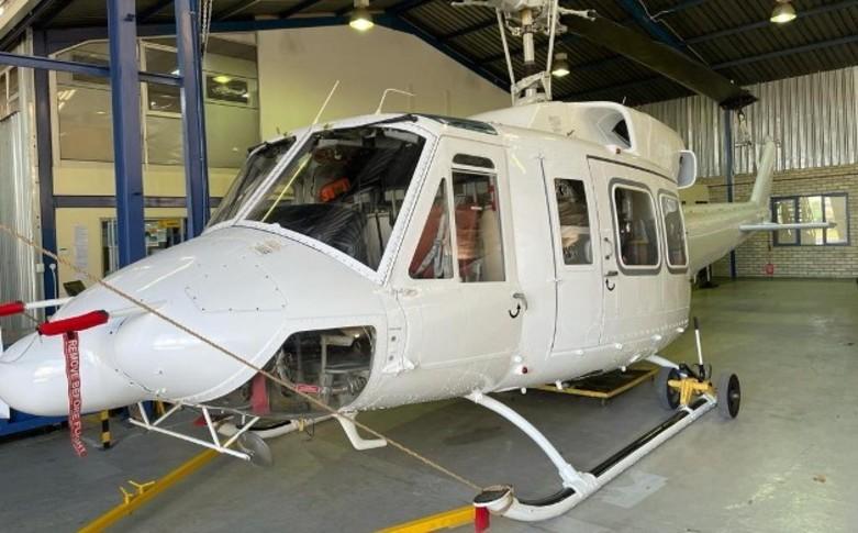 Bell 212 Exterior