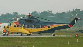 Sikorsky S-61N Exterior