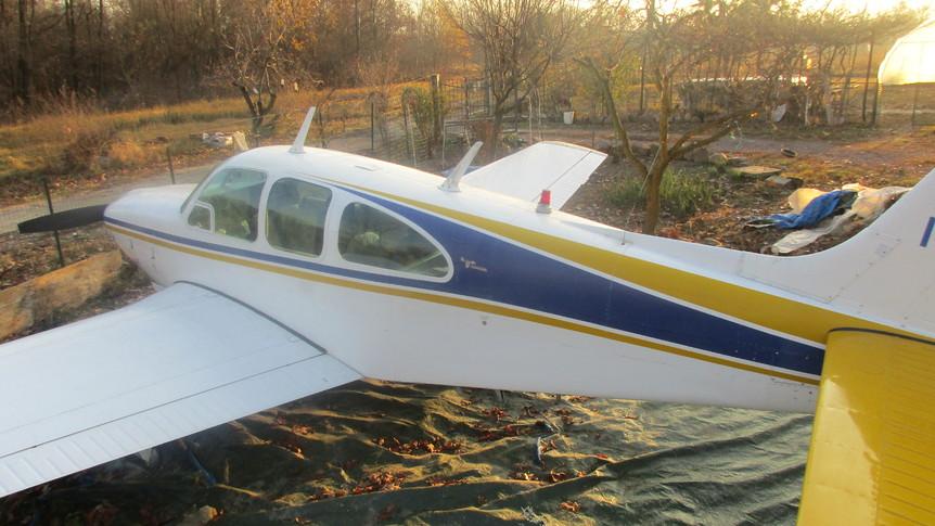 Beechcraft 33 Debonair 1