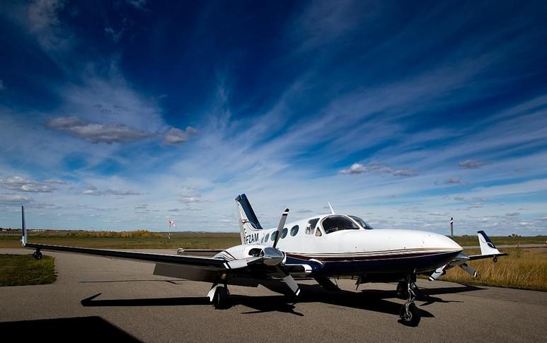 Cessna 414 1
