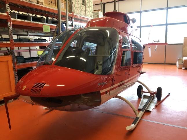 Agusta AB206 1