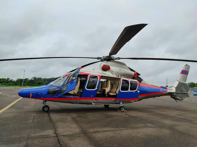 Airbus/Eurocopter EC 155B1 1