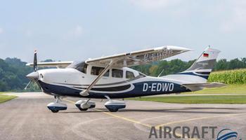 Cessna Turbo 206H Stationair