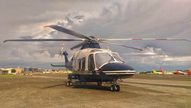 Agusta AW169 1