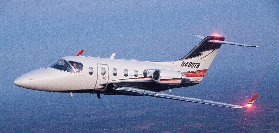 Hawker Beechjet 400A 1