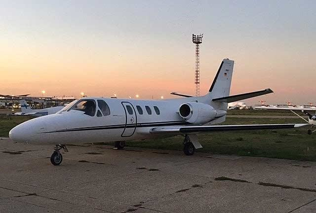 Cessna Citation 500 1
