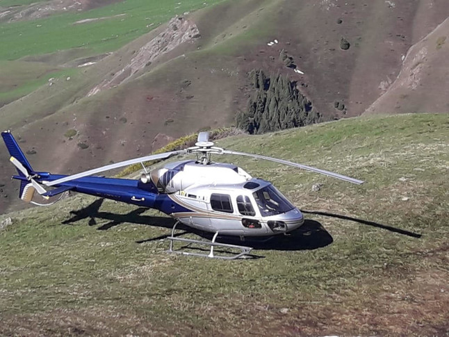 Airbus/Eurocopter AS 355NP 1