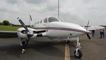 Cessna 340A 1