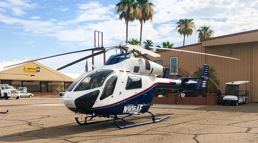 McDonnell Douglas 902 Explorer 1
