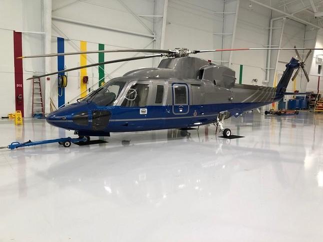 Sikorsky S-76C++ 1