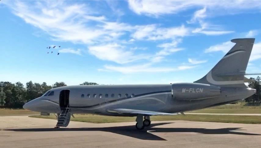 Dassault Falcon 2000EX EASy Exterior