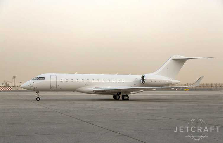 Bombardier Global 6000 Exterior