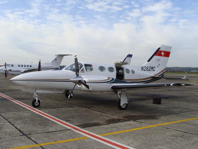 Cessna 421 1