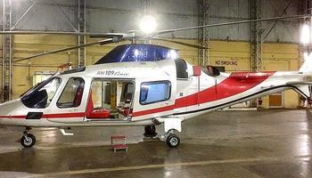 Agusta AW109E Power