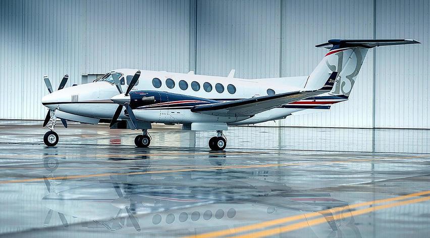 Beechcraft King Air 350 1