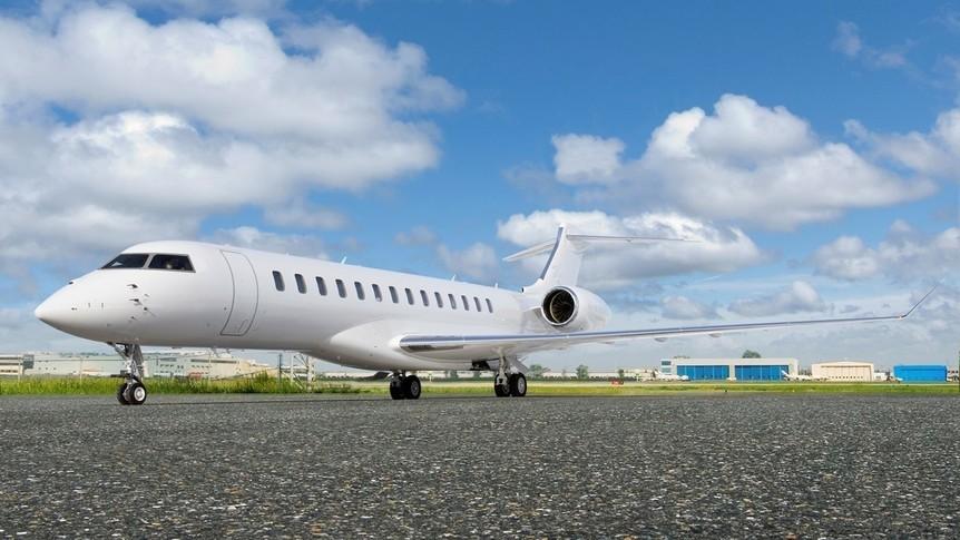 Bombardier Global 7500 Exterior