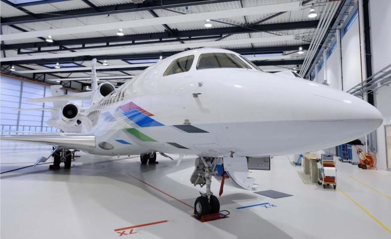 Dassault Falcon 7X Exterior