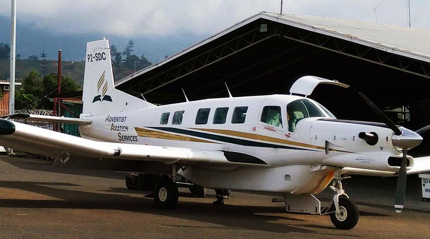 Pacific Aerospace P-750 XSTOL 1
