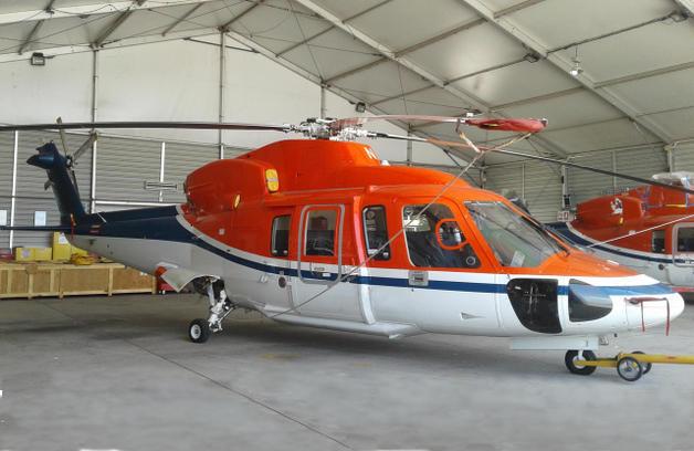 Sikorsky S-76C++ Exterior